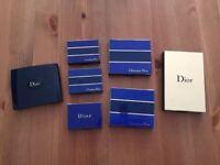 Dior Eyeshadow and Blusher Palettes Joblot Bundle