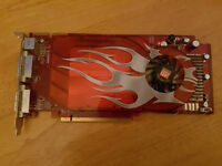 ATI Radeon HD 2600 XT 512MB Graphics Card (PCI Express)