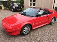 Toyota MR2 Mk1 For sale Good condition