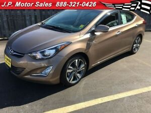 2014 Hyundai Elantra Limited, Auto, Navigation, Leather, 46, 000