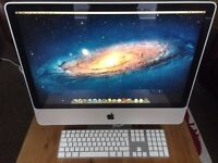 "24"" iMac Desktop - 500gb HD - 4GB RAM - 2007 - OSX 10.7.5 + Apple Keyboard"
