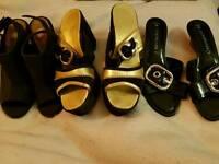 Shoes 5 x3 prs