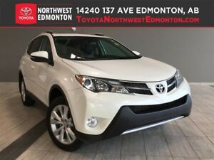 2013 Toyota RAV4 Limited | Tech Pkg | AWD | Heat Leather Seats