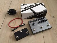 Strymon Timeline with Multiswitch guitar delay pedal