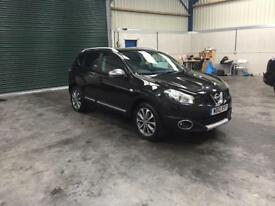 2012 Nissan qashqai tekna Is 4wd 1.6dci 360 camera leather guaranteed cheapest in country