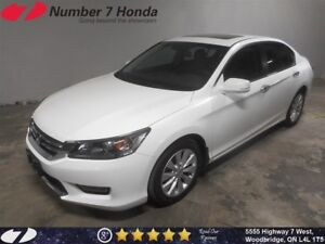2015 Honda Accord EX-L| Leather, Backup Cam, Tint!