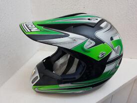 Nolan N52 helmet at Bikers Yard