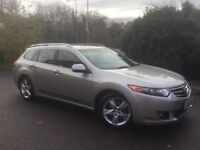 2009 09 Honda Accord Tourer ES GT I DTEC, Turbo Diesel Auto Gears Full Leather Interior Many Extras