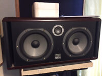 2 x FOCAL Twin 6 Be 3-way Active Studio Monitors - Pair - Immaculate