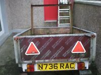 4 ft x 3 ft trailer