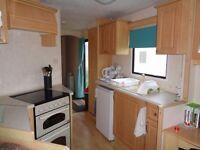 Caravan to hire/ rent @ cayton bay 150