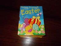 Set of Pop up books for Easter as new