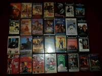 Awesome ex rental vhs bundle includes pre certs