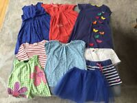 Boden Girls Clothes Ages 7-8