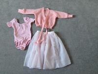 RAD girls ballet uniform