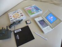 Nintendo DS Lite inc. Peppa Pig & Animal Paradise. Excellent Condition