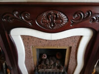 Fireplace in great condition - Reduced for quick sale