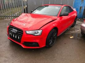 2015 AUDI A5 2.0 TDI AUTO BLACK EDITION BREAKING SPARES PARTS