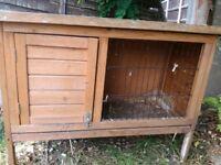 Rabbit Hutch £15