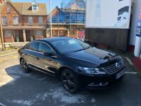 Volkswagen CC - DSG - 69,000 miles -FULL VWSH - R LINE SPEC - IMMACULATE - 2014 (64 plate)