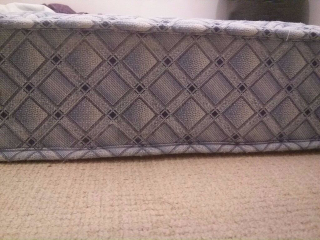 Double Bed Mattresses For Sale Must Go In Preston Lancashire Gumtree