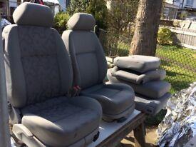 MK4 Golf Seats Front + Rear spares/repairs