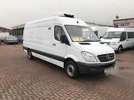 2013 mercedes sprinter 313cdi fridge £10995 j&ft&v mallusk