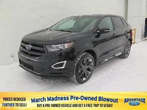 2015 Ford Edge Sport Nav. Moonroof.