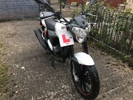 KSR Code 125cc