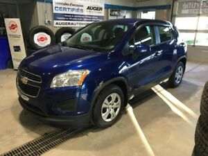 2014 CHEVROLET TRAX FWD LS Crossover