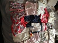 Large Bundle of Girls Clothing 3-6 months. Many items are from NEXT and are very good quality.