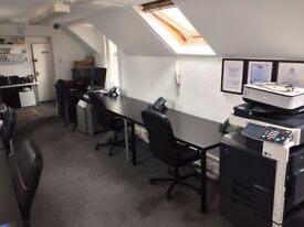 NEED WORKSPACE IN HOVE? WE'VE GOT THE ANSWER . . .