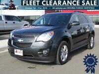 2014 Chevrolet Equinox LT All Wheel Drive 5 Passenger, 17,553 KM
