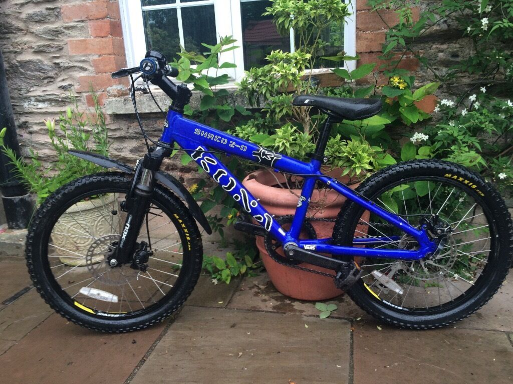 Kona Shred 20 Kids Mountain Bike In Taunton Somerset Gumtree