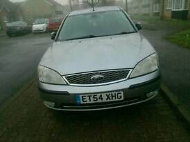 2005 Mondeo Ghia 2.0 Turbo Diesel TDCI, 130BHP 6 Speed Manual economical, factory fitted DVD player