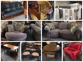 ** SOFA'S, SUITES, FURNTITURE, CHAIRS, BEDS, MATTRESSES ** CAN DELIVER **