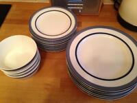 M&S dinner set