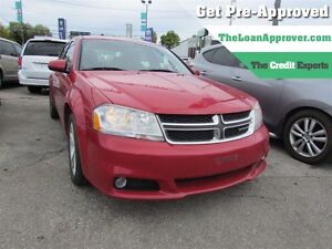 2011 Dodge Avenger SXT | HEATED POWER SEATS | SAT RADIO