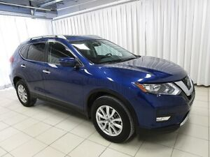 2018 Nissan Rogue SV AWD with SUNROOF, ALLOYS, BACKUP CAMERA, BL