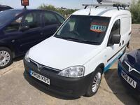 VAUXHALL COMBO 1.7 CDTI VERY CLEAN AND TIDY £1695