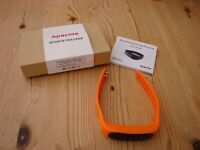 Apachie watch. Counts calories, steps taken etc. Brand new, unwanted gift. OS req-Android, IOS