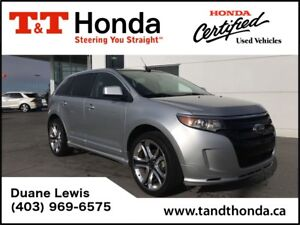 2011 Ford Edge Sport*  Local SUV, Heated Seats, Bluetooth*