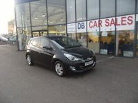 DIESEL !!! 2010 60 HYUNDAI IX20 1.4 STYLE CRDI 5D 89 BHP **** GUARANTEED FINANCE **** PART EX WEL