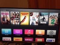 Samsung TV + Apple TV