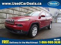 2015 Jeep Cherokee North 4X4 Fully Equipped Alloys