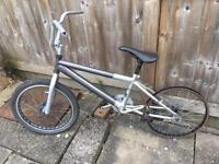 BMX frame and other parts