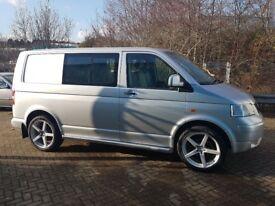 VW Kombi Transporter Van