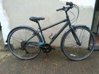 Ladies Jamis hybrid bike Bristol Upcycles lk