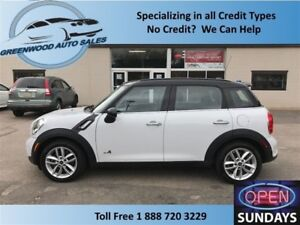 2014 MINI Cooper Countryman COOPER S! AWD!