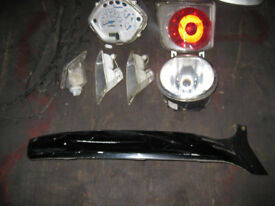VESPA GT 125CC PARTS FOR SALE
